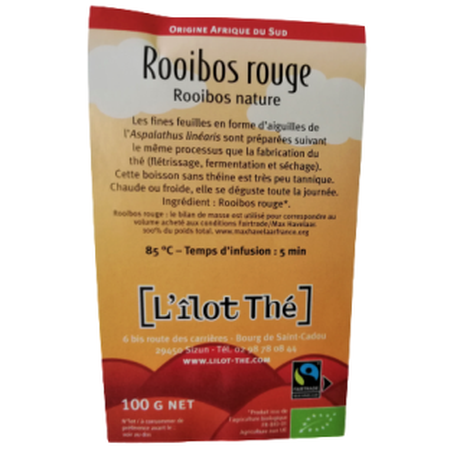 Rooibos rouge AB (nature)