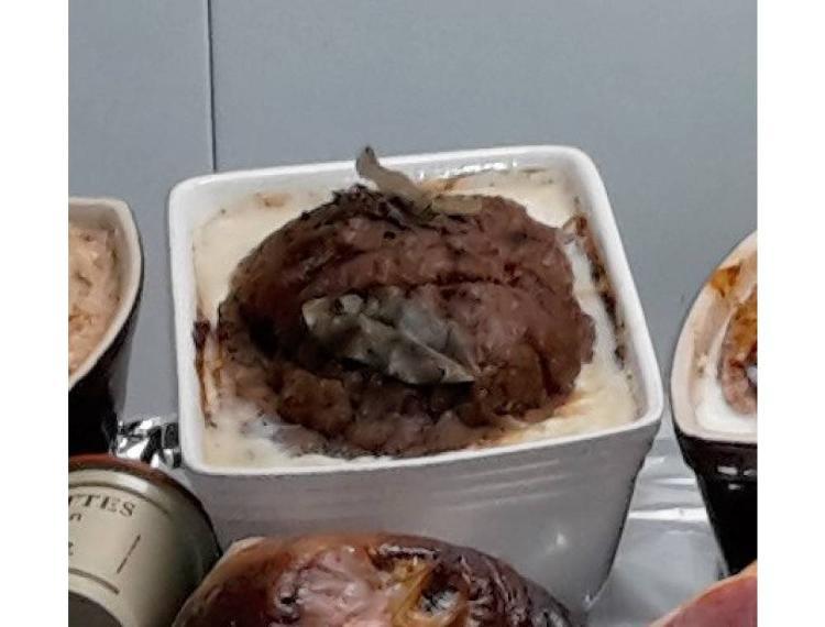 Pâté de foie ( tranche de 250 gr min.)