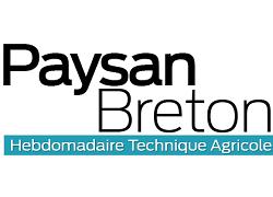 Paysan breton en pleine page - mai 2017