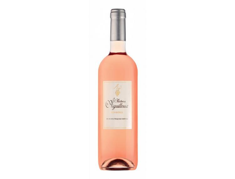 Cuvée Rosé Château Aiguilloux
