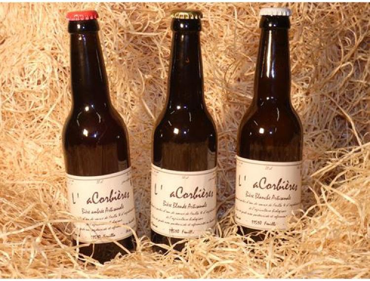 Bière blonde l'aCorbières