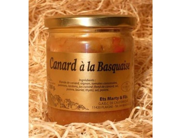 Canard Basquaise