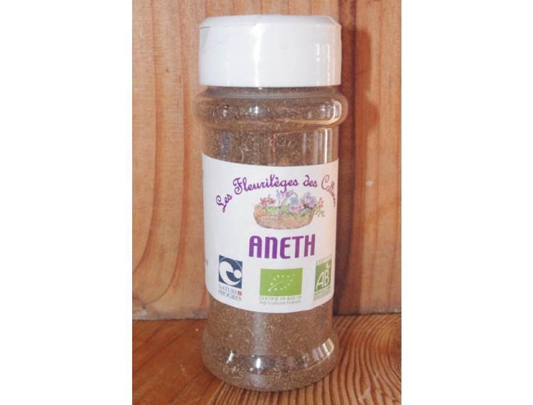 Aneth moulue