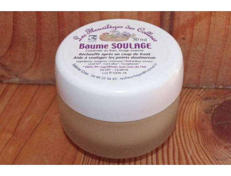 Baume Soulage 30ml