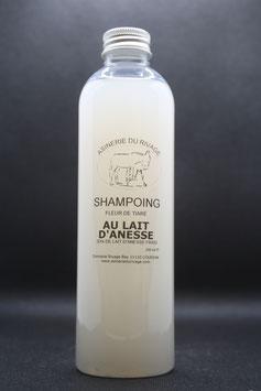 Shampoing Fleur de tiaré au lait d'ânesse