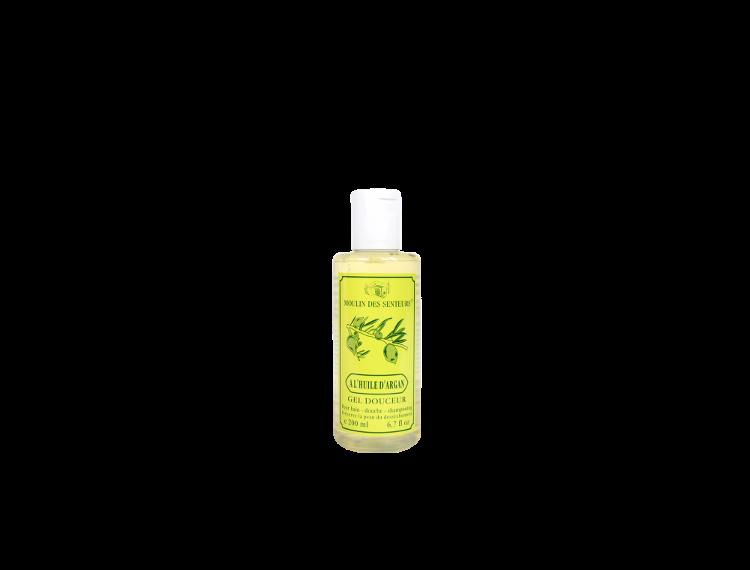 Gel douche à l'huile d'argan