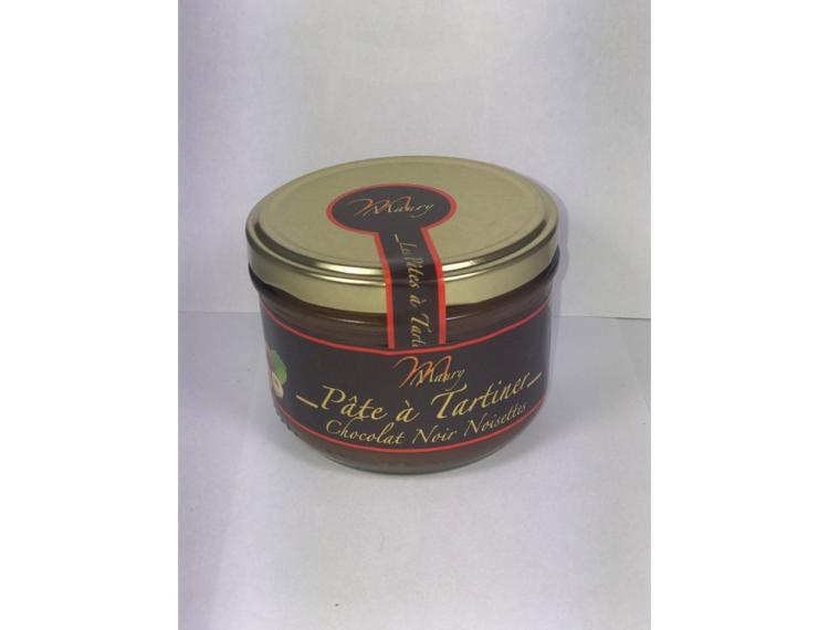 Pâte à tartiner Chocolat noir noisettes 280g