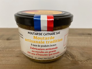 Moutarde artisanale tradition