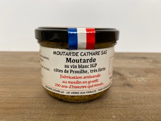 Moutarde au Vin Blanc IGP