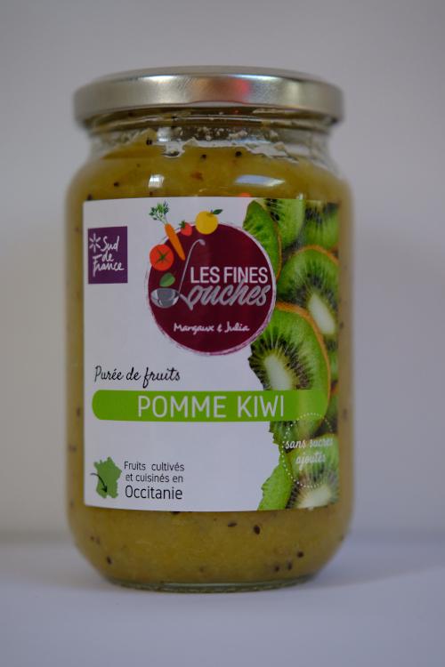 Purée de Pomme Kiwi