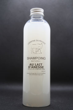 Shampoing nature au lait d'ânesse