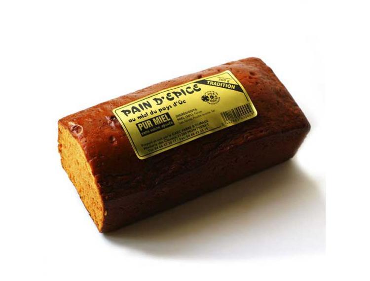 Pain d'épice tradition