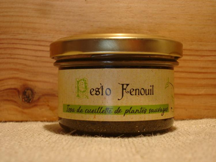 Pesto Fenouil