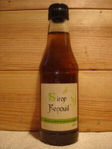 Sirop Fenouil