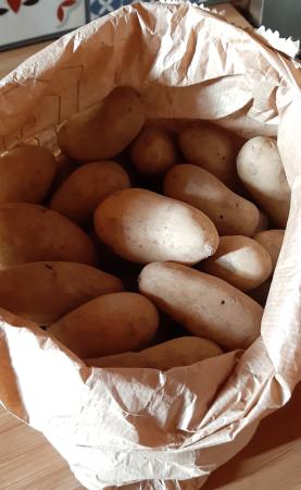 "Pomme de terre grenaille ""Celtiane"" (ferme)"