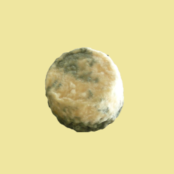 Demi-affiné : Crottin (nature ou cendré)