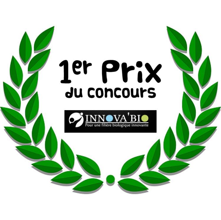 1er prix du concours Innova'Bio