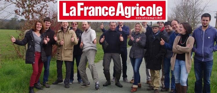 Vu dans la France Agricole