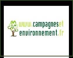 Un article dans campagnes et Environnement