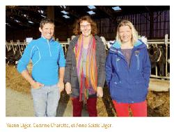 La ferme d'Ana-Soiz chez Scarabée Biocoop - 03/01/2017