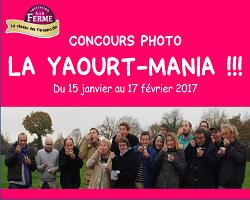 Concours photo : LA YAOURT-MANIA 6 13/01/2017