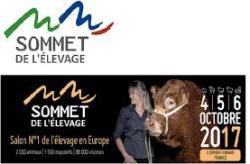Sommet de l'élevage - 06/09/2017
