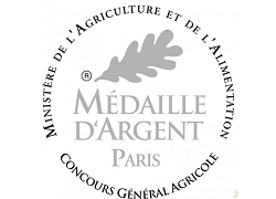 Médaille d'argent -27/02/2018