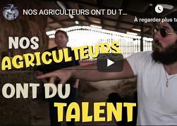 Nos agriculteurs ont du talent - 12/11/18