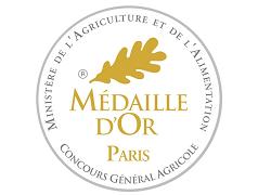 Médaille d'or - 26/02/2018