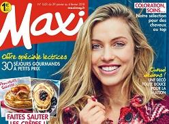 Maxi Gourmand - 03/04/2019