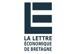 La lettre économique de Bretagne parle de nos glaces - 07/02/2020