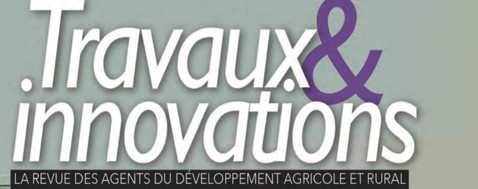 On parle du réseau IAF dans la revue Travaux et Innovations - 12.2020