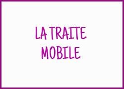 La traite mobile -21/09/2021
