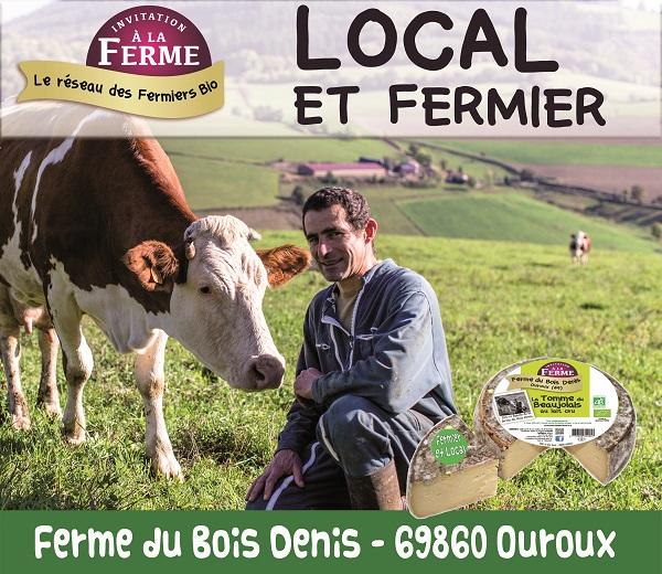 """""""Affichette pique-prix"""" Fromage"""