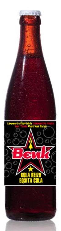 Boisson gazeuse au cola bio Beuk Cola 75cl