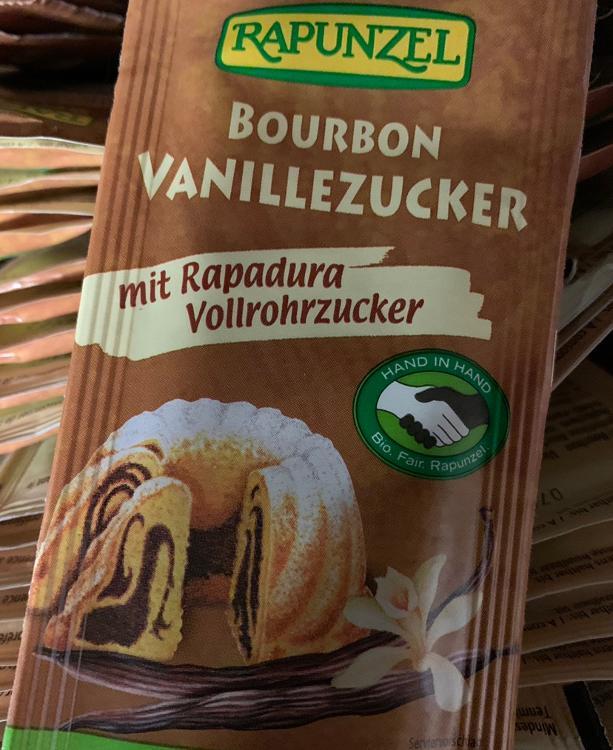 Sucre vanillé bourbon 8g au sucre de canne complet Rapadura
