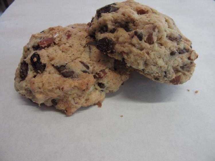 Cookies Gros Maison 1 Lot de 2 pièces de 100g