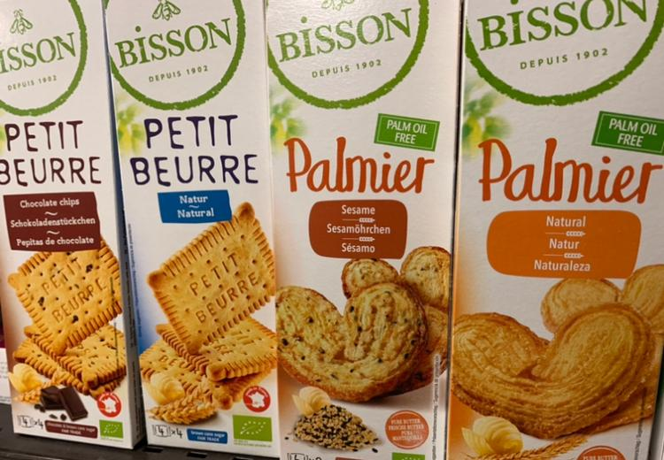 Petit Beurre Nature Bisson 150g