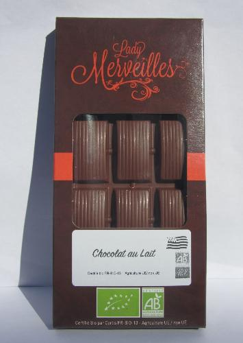 Chocolat au Lait 70g