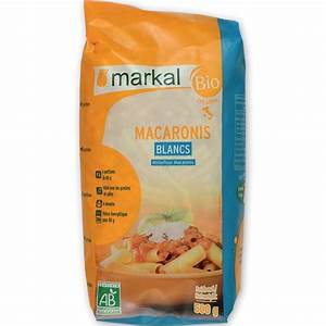 Macaronis Blanches MARKAL