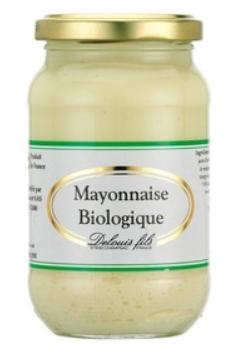 Mayonnaise à l'Huile de Tournesol Delouis 245g