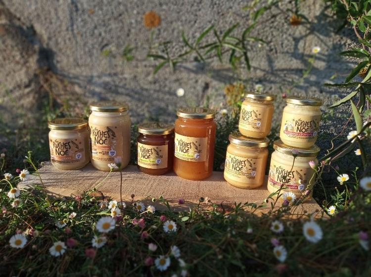 Miel Toutes Fleurs d'Eté 250g