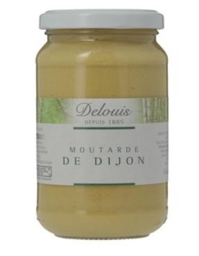 Moutarde De Dijon Delouis 350g