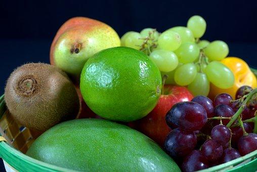 Panier de fruits 8¤