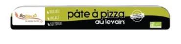 Pâte à Pizza au Levain BioBleud 250g