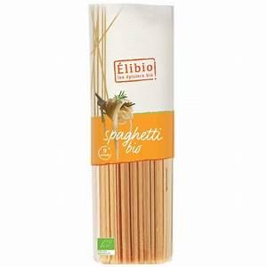 Spaghettis semi-complètes Elibio