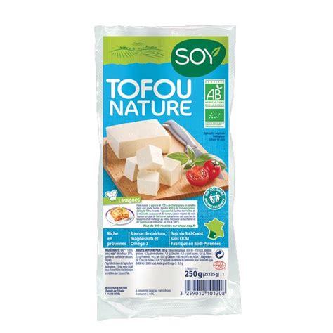 Tofu nature Soy 2 x 125g