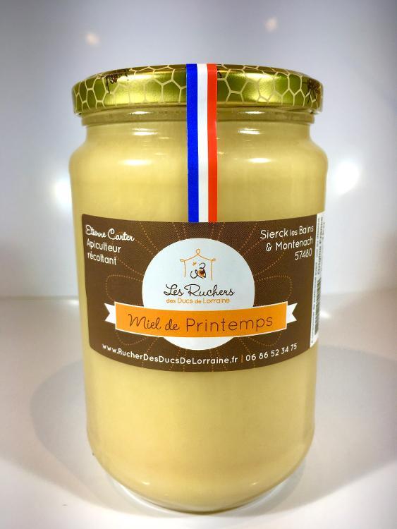 Miel de printemps, 1 Kg