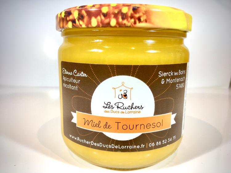 Miel de Tournesol, 500 Gr.