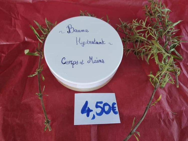 Baume hydratant 50 ML